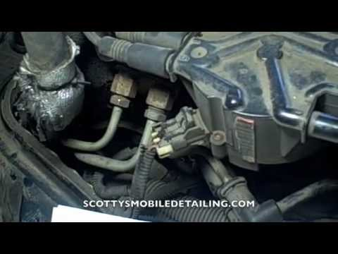 How to replace a chevy 4.3 V-6 intake manifold part 2