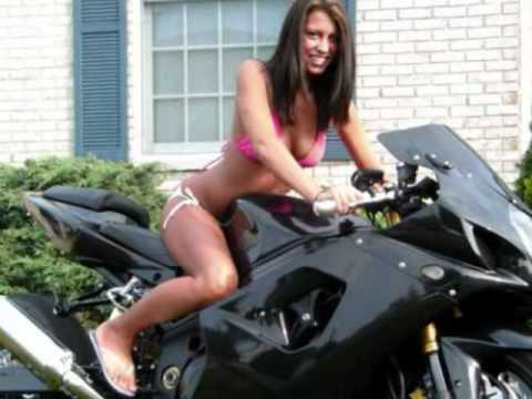 Hot Girls On Sportbikes