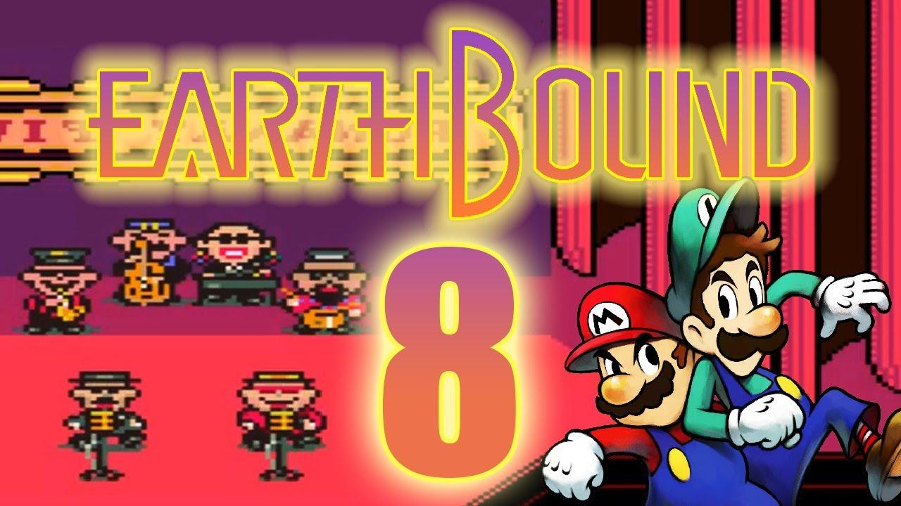 EARTHBOUND 08   Earthbound Runaway Five