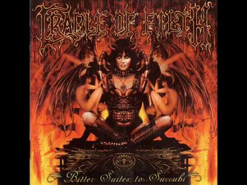 Cradle Of Filth - Suicide And Other Comforts
