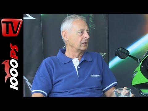 ZONKOs Corner: 43 Jahre Moto - Teil1 / Interview mit Dkfm. Peter Huber