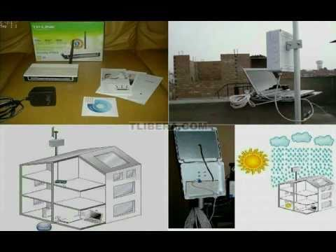 Introducion Configuracion Access Point TP Link Internet Wifi Wireles Inalambrico