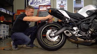 3 Reasons You Need to Break In New Motorcycle Tires | MC Garage