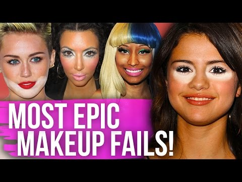 9 MOST EPIC Red Carpet MAKEUP FAILS! (Dirty Laundry) thumbnail