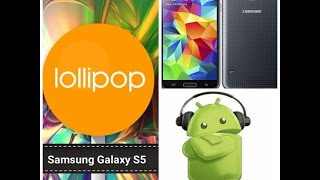 Android lolipop 5.0 review y análisis completo + easter egg juego. Samsung Galaxy S5. Español