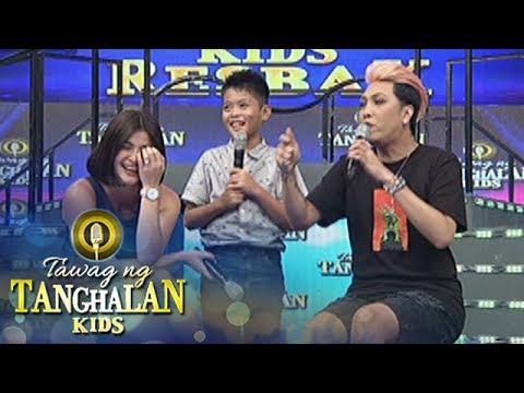 Tawag ng Tanghalan Kids: Vice gives Korean names to his colleagues