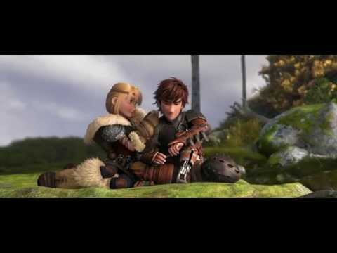 HOW TO TRAIN YOUR DRAGON 2 Hiccup Astrid Clip