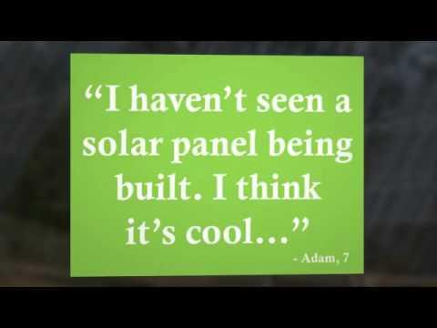 Final Athens Montessori School Goes Solar! - 04/23/2013