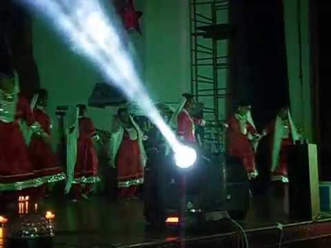 Kurinji Malargal 10 ( Radhai Manathil & Medley dance ) 2014