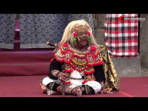 Pagelaran Topeng Tugek Carang Sari Part 3