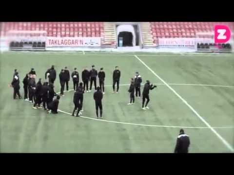 FC Barcelona - Harlem Shake