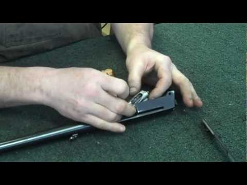 Gunsmithing Disassembly: Ruger Model 44 Magnum Carbine (Gunworks)