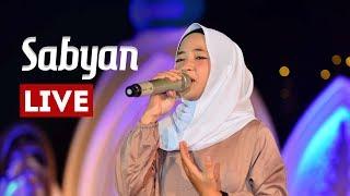 NISSA SABYAN - ROHMAN YA ROHMAN [LIVE] Cover by SABYAN GAMBUS