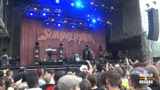 J Boog Let 39 S Do It Again Live At Summerjam Festival 2012
