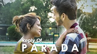 Reply Of PARADA _-_ Vishal Vishu | GV MUSIC | NEW Latest Punjabi Song|2018|
