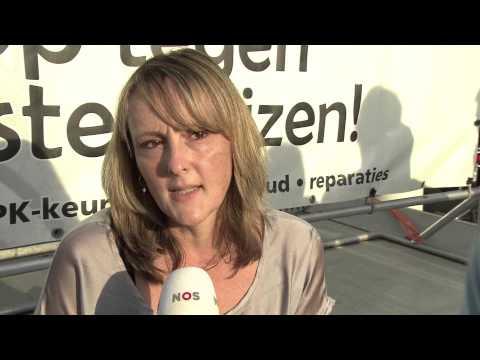 Netherlands 'monster Truck' Accident Kills 3 People - Bbc News video