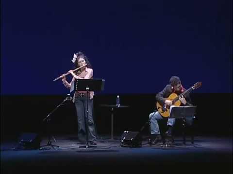 Maximo Diego Pujol : 2.Palermo (Suite Buenos Aires) - Tomoko Yamano (fl), Gabriele Natilla (gt).