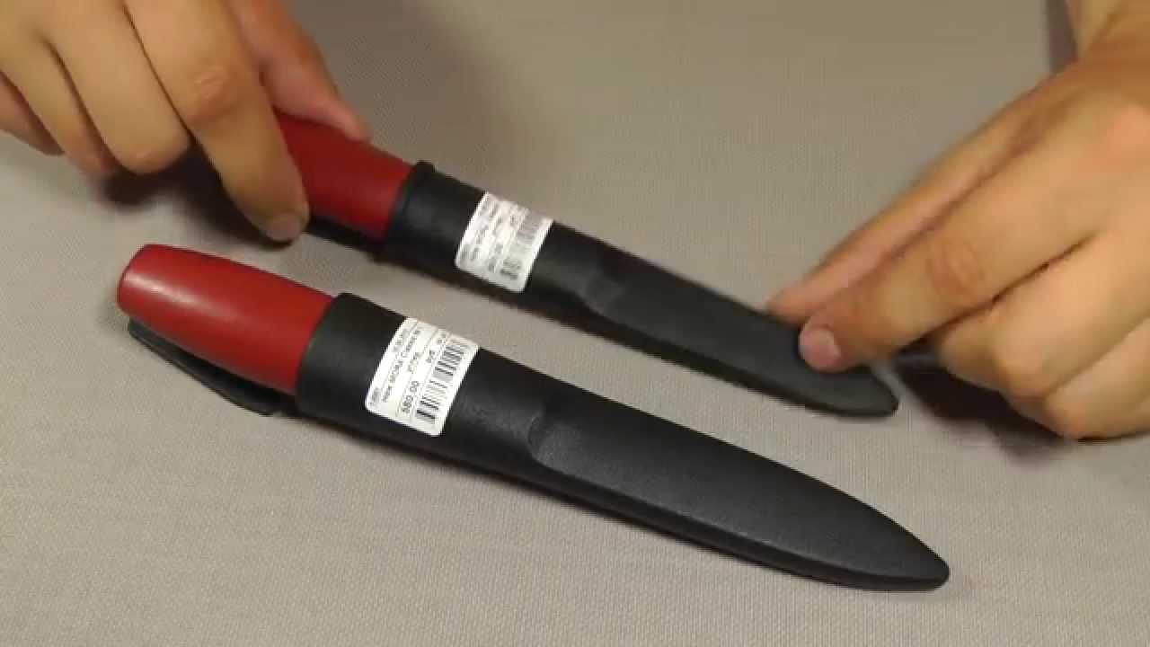 нож по: