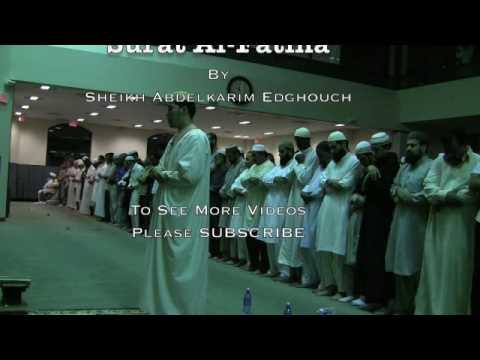 Surat Al-Fatiha (Maqam Jaharka)