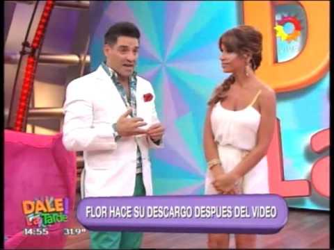 Florencia Peña hizo su descargo del video hot1