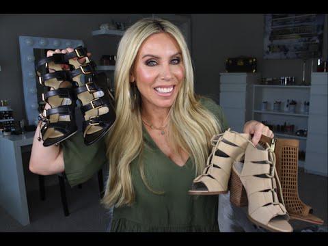 Fall Shoe Shopping Haul! Try-On Fall Fashion | Shoes + Clothing