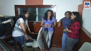 Radio Mango team with dance on Muthaanu Kozhikodu song