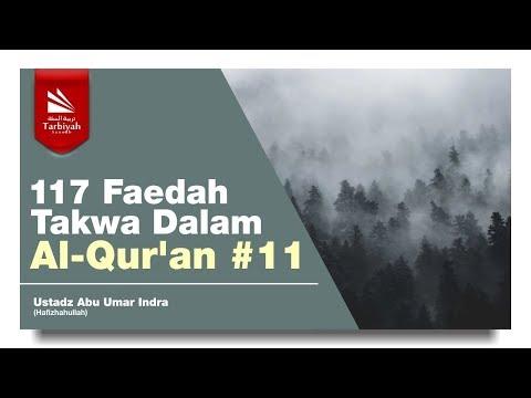 Taqwa Dalam Surat Al-Hujurat (117 Faedah Taqwa) #11