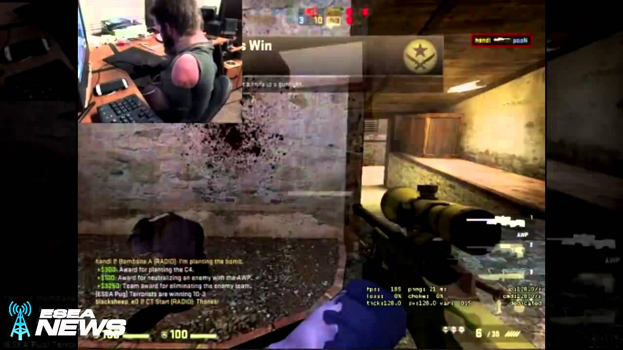 how to watch csgo replays offline