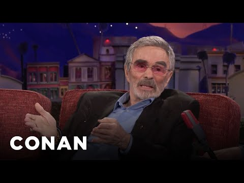 Why Burt Reynolds & Clint Eastwood Were Fired From Universal  - CONAN on TBS