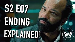 Westworld Season 2 Episode 7 Ending Explained
