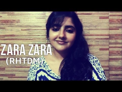 Zara Zara (rehna Hai Tere Dil Mein) Cover By Nehha Naresh video