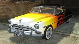 1952 Hudson Hornet Coupe [GTA IV - Vehicle Mod]