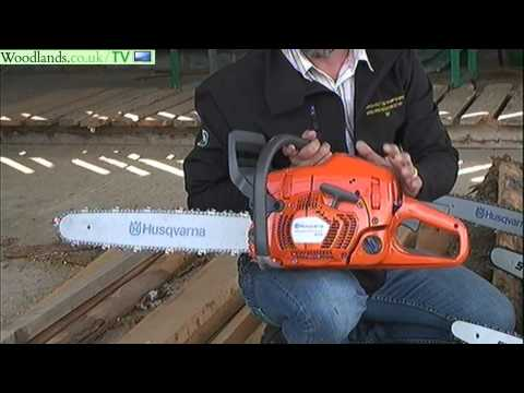 Choosing a chainsaw - How to choose a chainsaw video