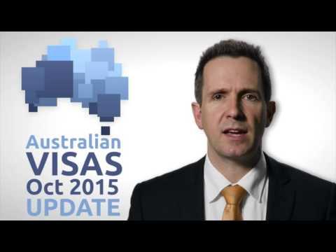Australian Migration News Oct 2015 - Work Visa Lawyers, 457, RSMS, PTE, 188, 132 ...