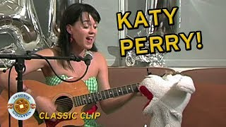 Katy Perry Video - Katy Perry Sings with Rufus (Classic Clip) | Pancake Mountain | PBS Digital Studios