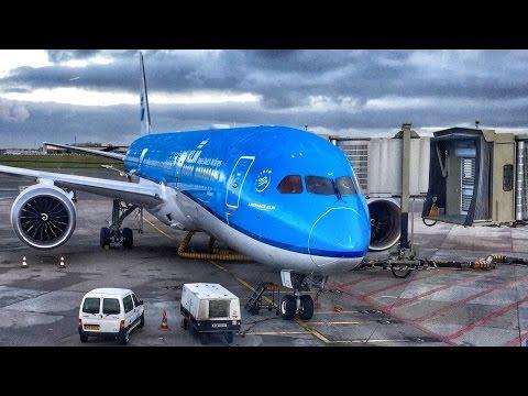 KLM Dreamliner in Business Class - Finally! | Flight Report [HD]