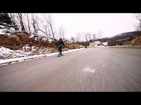 Noah Davis: Some Original Skateboarding