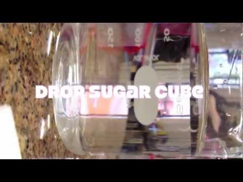 Dissolving Sugar Dissolving Sugar Cubes