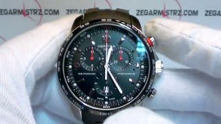 Certina DS Podium Big Chrono 1/100 sec.   C001.647.27.057.00    www.zegarmistrz.com