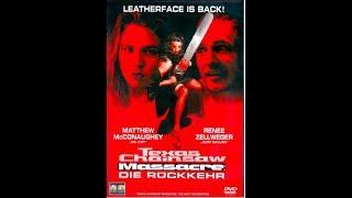 Texas Chainsaw Massacre Die Rückkehr Kinotrailer Full HD