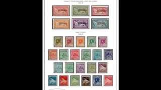 PHILATELY FRIEND ALGERIA 1924-2000 I TIMBRE ALGÉRIE [HD 1080p]
