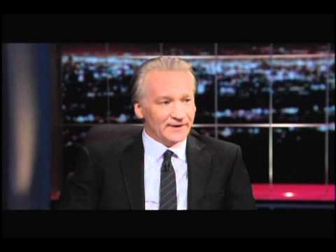 Bill Maher: michele bachmann is a JOKE!