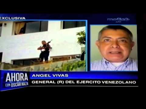 Angel Vivas en Ahora