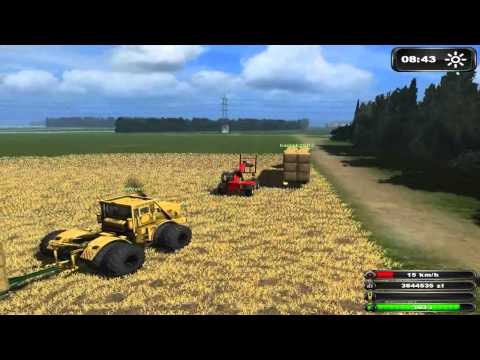 LS 2011 Multiplayer Power Mix v2 PGR Żniwa, Ursus, Claas, John Deere