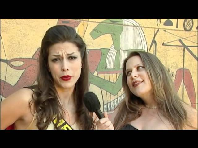 2nd Annual Toxies Award Show Spanish Interview with Bad Acto