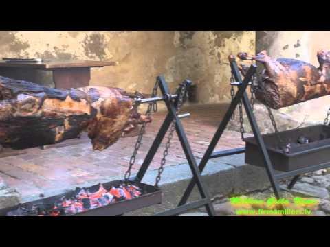 Как готовить кабана - видео