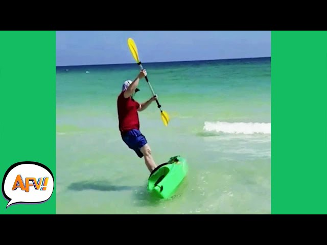 Watch Americas Funniest Home Videos - Talk About SAND