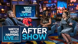 "After Show: Have Kandi Burruss And Tameka ""Tiny"" Harris Ever Hooked Up? 