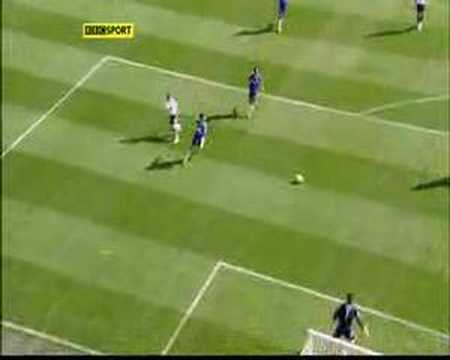 Essien owngoal against Spurs