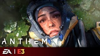 Anthem - Full Gameplay Reveal Presentation | EA Play E3 2018